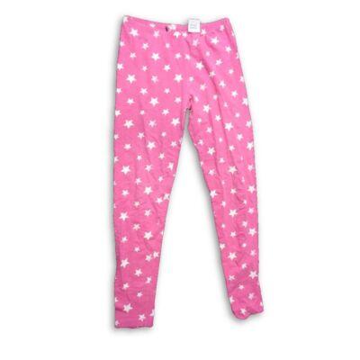 164-es rózsaszín csillagos pizsamaalsó