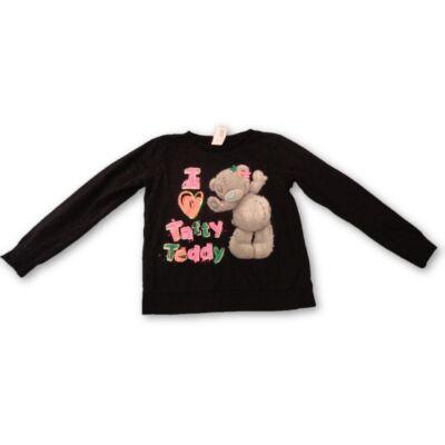 152-158-as fekete macis pulóver - Me to you