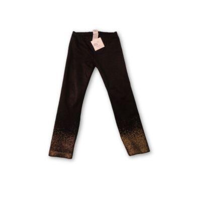 116-os fekete arany díszítésű leggings - C&A