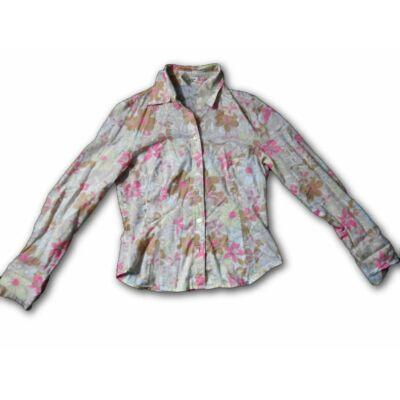 158-as drapp-rózsaszín blúz - Hirsch