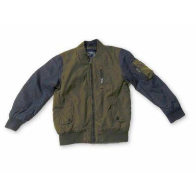 122-es khaki vastagabb átmeneti kabát - C&A