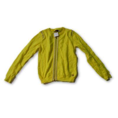 110-es sárga kardigán