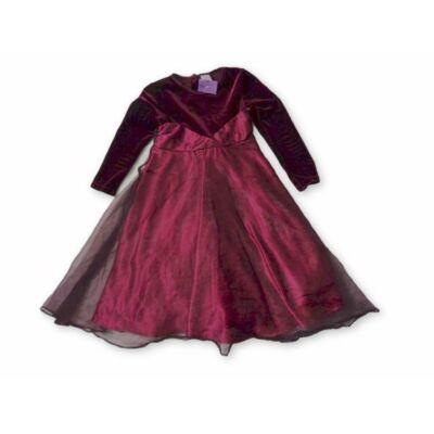 110-es bordó alkalmi ruha - Next