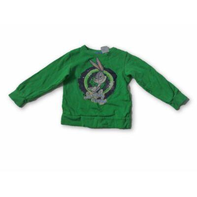 122-es zöld pulóver - Tapsi Hapsi - Looney Tunes