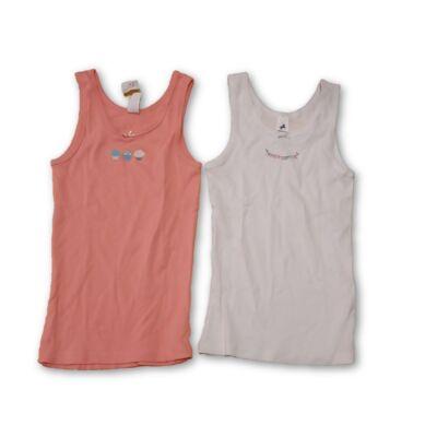134-140-es lányka trikók, 2 db egyben - C&A