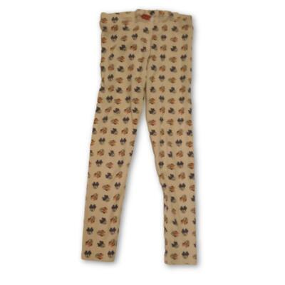 146-os drapp mintás leggings - Minnie Egér