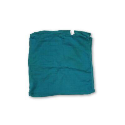 95x95 cm-es kék kifogó, textil, tetra törölköző