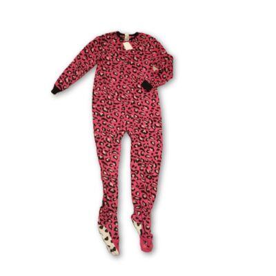 152-es rózsaszín leopárd mintás háziruha - Circo