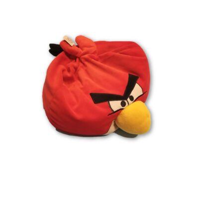 40 cm-es piros párna - Angry Birds