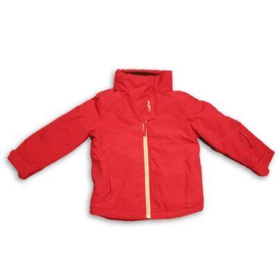 116-os piros lány dzseki - Decathlon