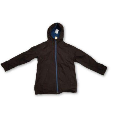 882024ae67e6 146-152-es kék polárral bélelt átmeneti kabát - Tribord, Decathlon ...