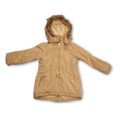 116-os drapp lányka kabát - H&M