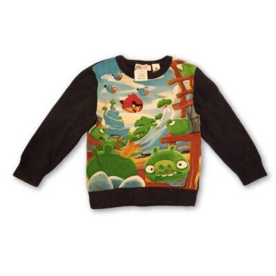 98-104-es kötött pulóver - Angry Birds - felicity.hu használt ruha ... 2ba2e75fba