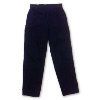Férfi S-es kék bélelt nadrág, outdoor ruházat - Diplom