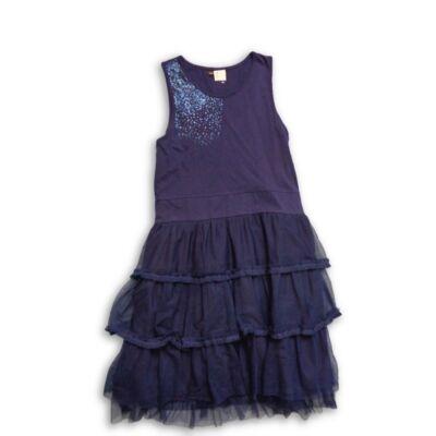 158-as kék alkalmi ruha flitterekkel - Marks & Spencer