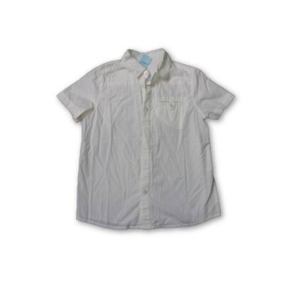 116-os fehér rövid ujjú ing