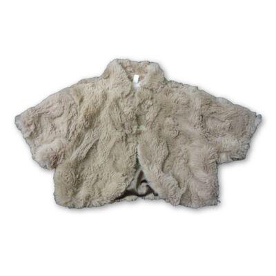 128-as barna szőrmés boleró - Killy