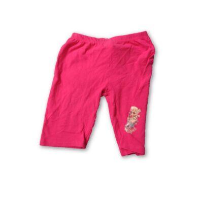 116-os pink pamut short, térdnadrág - Frozen, Jégvarázs, Elza