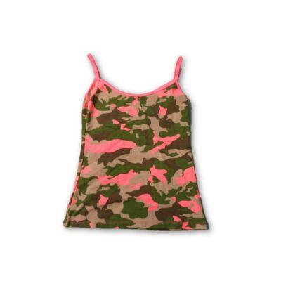 146-os khaki-rózsaszín terepszínű póló