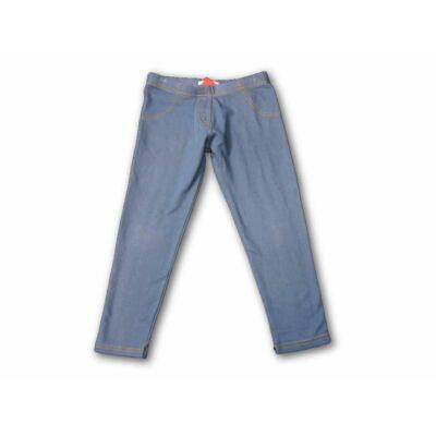 122-es kék farmer hatású pamut nadrág - Marks & Spencer