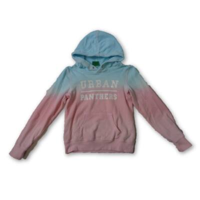 134-140-es színátmenetes pulóver - H&M