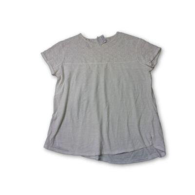158-as fehér póló - Zara