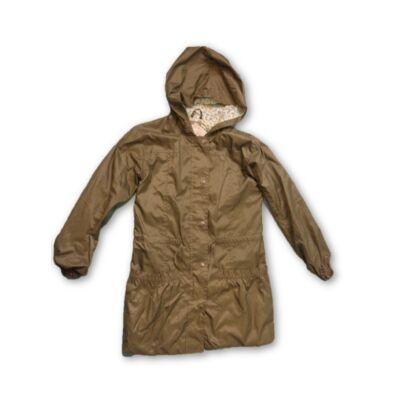 140-es khaki lány átmeneti kabát - In Extenso