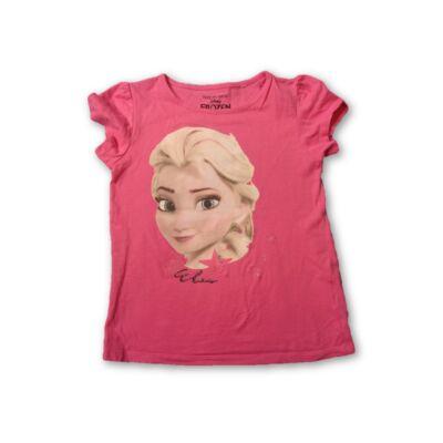 122-es pink póló - Frozen, Jégvarázs