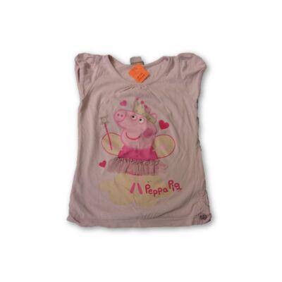 98-as rózsaszín póló - Peppa Pig, Peppa Malac