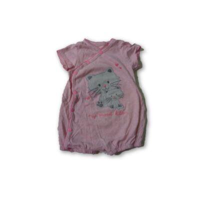 80-as rózsaszín cicás napozó - In Extenso