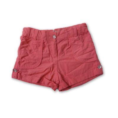 104-110-es korallszínű short - Girl2Girl