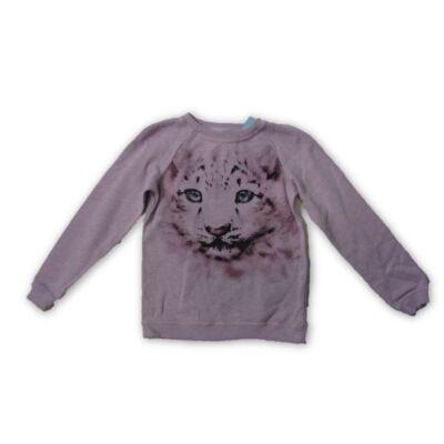 122-es tigrises rózsaszín pulóver