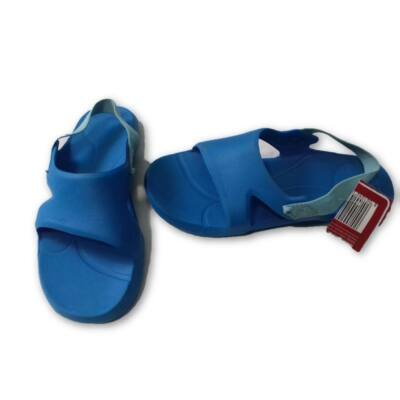 32-33-as kék pántos gumipapucs - Decathlon