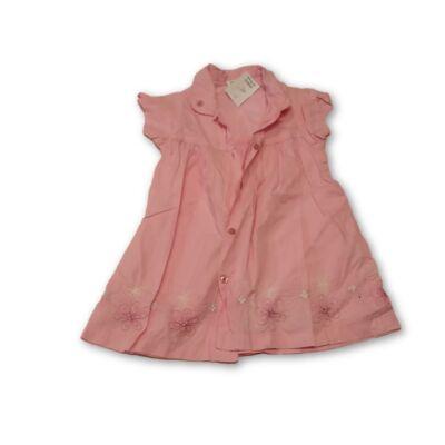 86-os rózsaszín vászonruha - Early Days