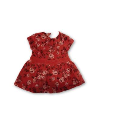 62-es piros düftin ruha - Primigino