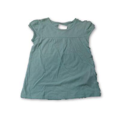 98-as zöld lányka póló - Kiki & Koko - ÚJ