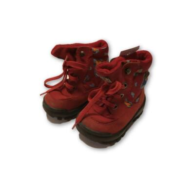 20-as piros bakancs - Gore-tex