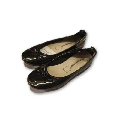 33-as fekete masnis lány alkalmi cipő - In Extenso