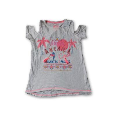 140-es fehér feliratos póló - F&F