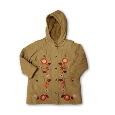 116-os szőrmével bélelt kord kabát - S. Oliver