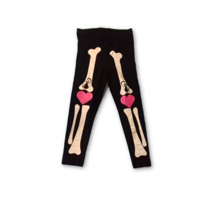 92-es csontvázas leggings - Kiki & Koko - ÚJ
