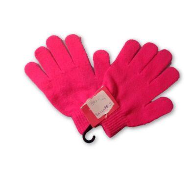 7-8 évesre pink kötött kesztyű - X-Mail - ÚJ