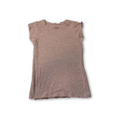 128-asszürke lány póló - Y.F.K - ÚJ