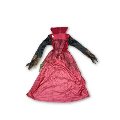 128-as piros-fekete jelmezruha