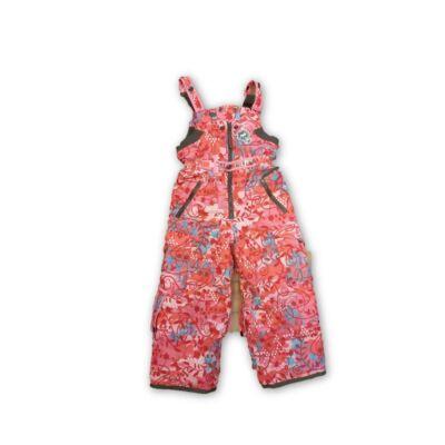 110-116-os rózsaszín overallalsó, sínadrág - Board Angel