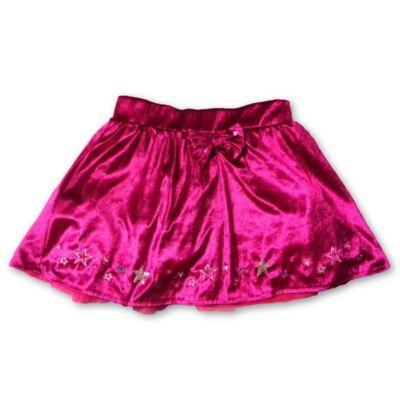 140-146-os pink csillagos szoknya