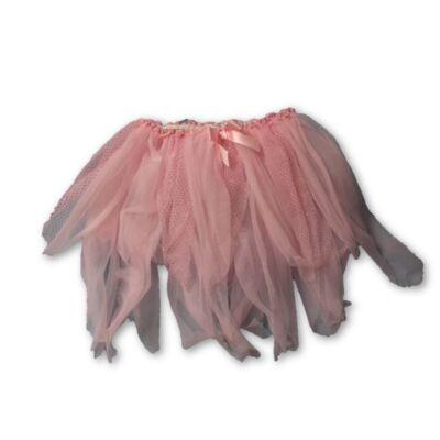 4-6 évesre rózsaszín tüllszoknya