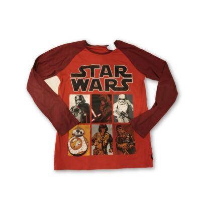 170-176-os piros pamutfelső - Star Wars