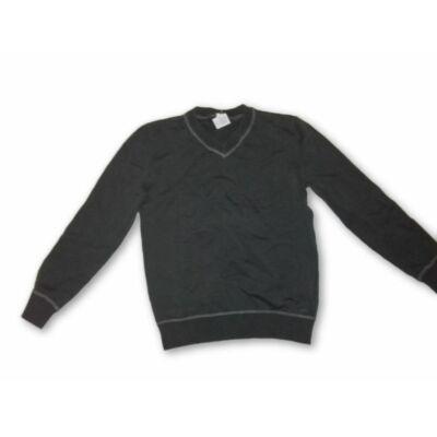 152-es szürke vékony kötött pulóver - S. Oliver