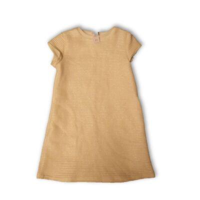 128-as elegáns bordás csillogó törtfehér ruha - Pepco